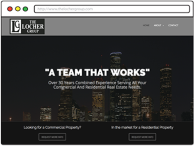 The Locher Group Website